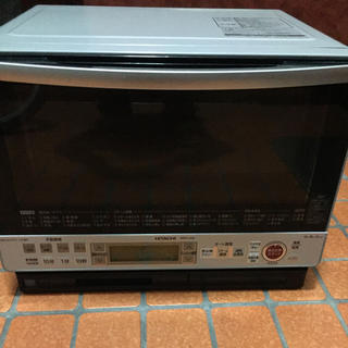 ヒタチ(日立)の日立 オーブンレンジ  MRO-JS8(電子レンジ)
