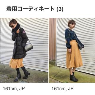 イッカ(ikka)のイッカ フレアスカート(ひざ丈スカート)