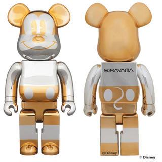 メディコムトイ(MEDICOM TOY)の SORAYAMA × FUTURE MICKEY Disney ベアブリック(その他)