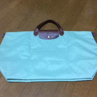 ロンシャン(LONGCHAMP)の美品 フランス製 Longchamp  トートバッグ(トートバッグ)