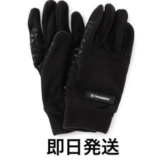 フラグメント(FRAGMENT)のfragment ST-LINE FLEECE GLOVE(手袋)