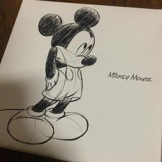 ディズニー(Disney)のディズニー アートボード ミッキー ドナルド(キャラクターグッズ)