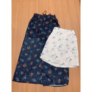 ページボーイ(PAGEBOY)のPAGEBOY パンツ スカート(ミニスカート)