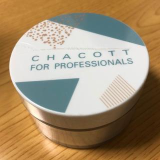 チャコット(CHACOTT)のチャコット フォー プロフェッショナルズ/フィニッシングパウダー アイスブルー(フェイスパウダー)