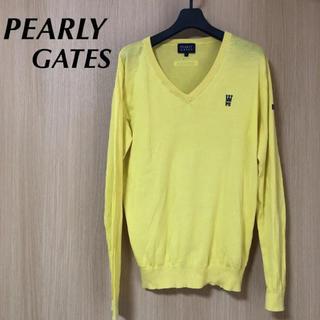 パーリーゲイツ(PEARLY GATES)の★PEARLYGATES パーリーゲイツ レディース 4 長袖 ニット セーター(ニット/セーター)