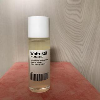 コスメキッチン(Cosme Kitchen)のAGILE ホワイトオイル white oil 美白美容液 美白オイル (美容液)