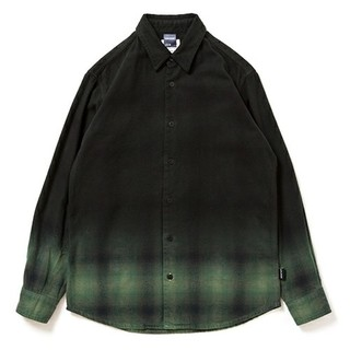APPLEBUM - APPLEBUM Black Dye Check Shirt アップルバム(M)