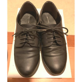 メルロー(merlot)のmerlot plus オックスフォードシューズ(ローファー/革靴)