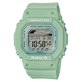 ベビージー(Baby-G)のBLX-560-3JF★BABYーG GーLIDE グリーン(腕時計)