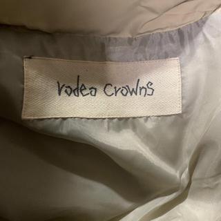 ロデオクラウンズワイドボウル(RODEO CROWNS WIDE BOWL)のロデオクラウンズ マシュマロダウン フリーサイズ オフホワイト アイボリー(ダウンジャケット)