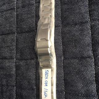 セイコー(SEIKO)のSEIKO SBDX019 プロスペックス 付属ブレスレットのみの販売(腕時計(アナログ))
