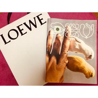 ロエベ(LOEWE)のロエベ 2019秋冬カタログ 袋(その他)