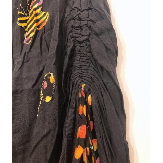 EL RODEO(エルロデオ)のEL RODEO リバーシブルロングスカート レディースのスカート(ロングスカート)の商品写真