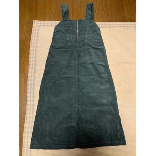 ダブルクローゼット(w closet)のジャンバースカート(サロペット/オーバーオール)