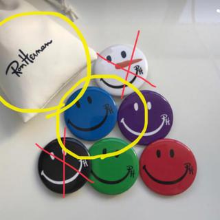 ロンハーマン(Ron Herman)の【pjd様専用】スマイル缶バッチ(その他)