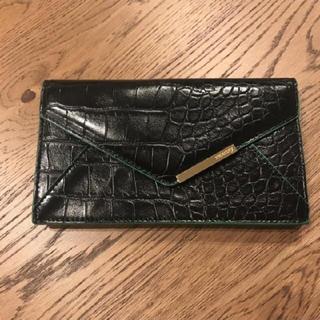 スライ(SLY)の【美品】moussy マウジー 財布 マルチケース パスポートケース(財布)