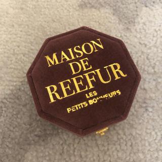 Maison de Reefur - メゾンドリーファ  アクセサリーケース
