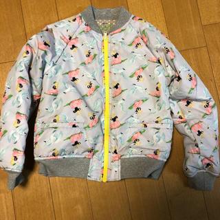 フェフェ(fafa)のFaFa 白鳥 少女 ジャンパー(ジャケット/上着)