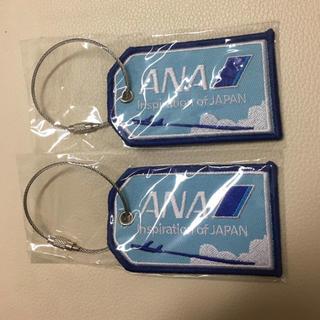 エーエヌエー(ゼンニッポンクウユ)(ANA(全日本空輸))の2019年 ANA空の日 タグ(ノベルティグッズ)