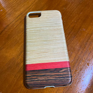 ビームス(BEAMS)のman&wood  iPhone7/8 Rose Wash(iPhoneケース)