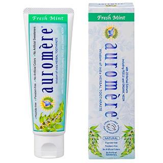 オーロメア(auromere)の◼️新品未使用◼️auromere 歯磨き粉 フレッシュミント(歯磨き粉)