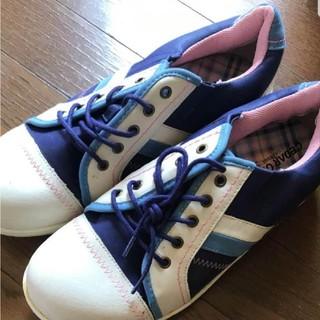 ★☆期間限定お値下げ中!おしゃれ スニーカー 靴 レディース 24cm☆★(スニーカー)