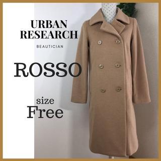 ロッソ(ROSSO)のアーバンリサーチ ロッソ ROSSO  チェスター コート(ロングコート)
