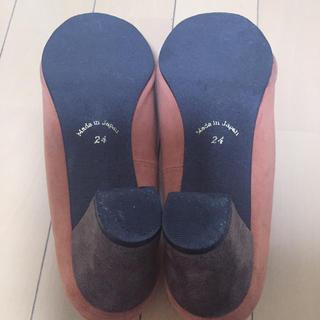 LazySwan★バイカラーパンプス レディースの靴/シューズ(ハイヒール/パンプス)の
