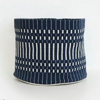 ミナペルホネン(mina perhonen)のヨハンナグリクセン ファブリックバスケットS(小物入れ)