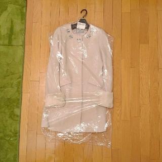 トランテアンソンドゥモード(31 Sons de mode)の[ゆっこ様専用]トランテアン ソンドゥモードのコート(毛皮/ファーコート)