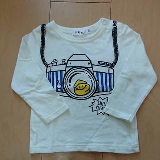 エーアーベー(eaB)の【SLAP SLIP】トップス(Tシャツ)