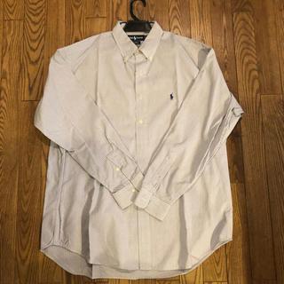 ラルフローレン(Ralph Lauren)のRalph Lauren メンズボタンダウンシャツ Lサイズ(シャツ)