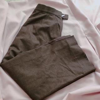 クリスチャンディオール(Christian Dior)のChristian Dior タイトスカート ブラウン ヴィンテージ(ひざ丈スカート)