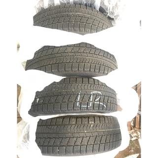 BRIDGESTONE - ブリジストン ブリザック VRX 185 65 15 スタッドレス4本セット