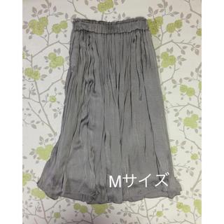 ikka - Ikka 光沢のあるスカート