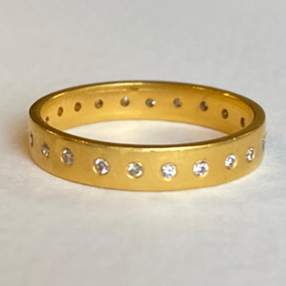 k22 ダイヤモンドフルエタニティ リング 検索 マリーエレーヌ ジェムパレス(リング(指輪))