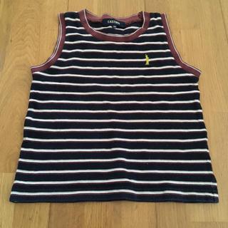 イーストボーイ(EASTBOY)のEAST BOY  130サイズ  ランニング(Tシャツ/カットソー)