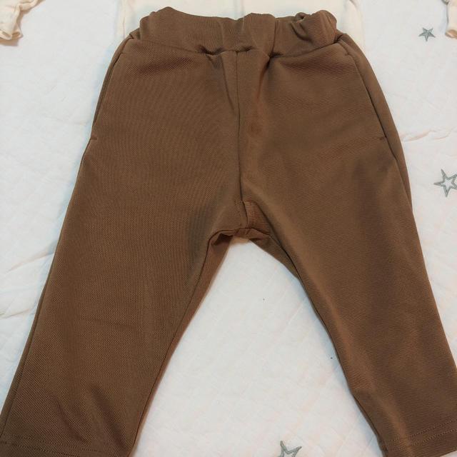 petit main(プティマイン)のpetitmain✱セットアップ キッズ/ベビー/マタニティのベビー服(~85cm)(その他)の商品写真