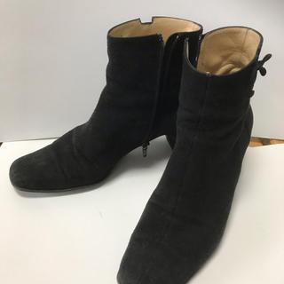 フェラガモ(Ferragamo)のフェラガモ   ショートブーツ(ブーツ)