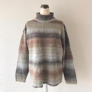 古着  vintage  ゆったり  温かい  knit(ニット/セーター)