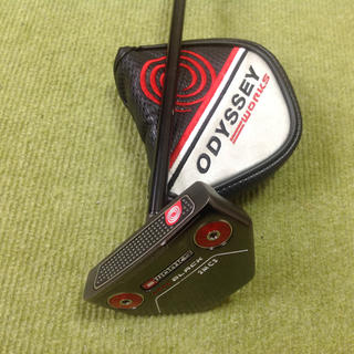 キャロウェイゴルフ(Callaway Golf)のオデッセイ  O-WARKS パター ブラック2M CS 34インチ(クラブ)