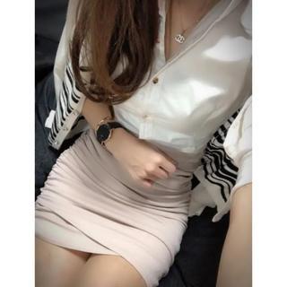 LIP SERVICE - スカート、カーデSET♡