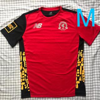 New Balance - 湘南国際マラソン 10th 2015 Tシャツ Mサイズ