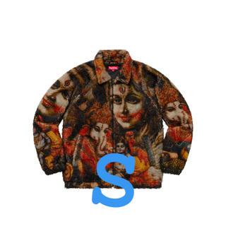 シュプリーム(Supreme)のsupreme Ganesh Faux Fur Jacket S(毛皮/ファーコート)