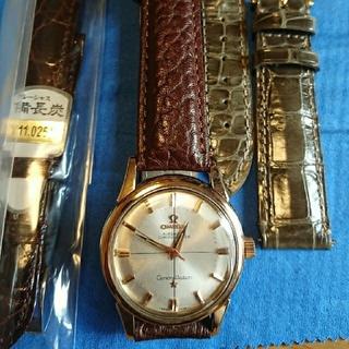 オメガ(OMEGA)のオメガ コンステレーション ピンクゴールド アンティーク(腕時計(アナログ))