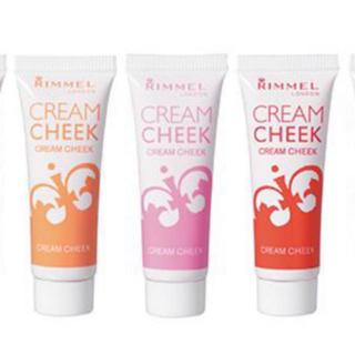リンメル(RIMMEL)のRIMMEL リンメル クリームチーク / チークカラー(チーク)