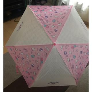 サンリオ - 折り畳み傘サンリオ