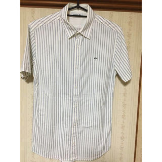 ラコステ(LACOSTE)のラコステ シャツ 半袖シャツ サイズ4 白ワニ(シャツ)