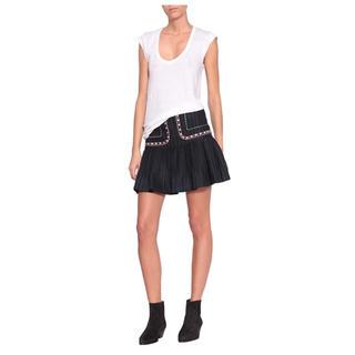 イザベルマラン(Isabel Marant)のイザベルマラン  ストライプスカート (ミニスカート)