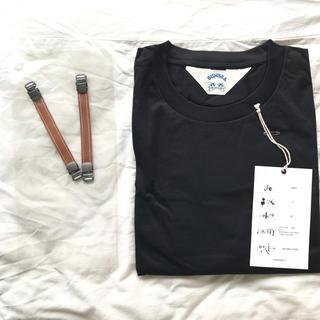 サンシー(SUNSEA)のsunsea  19SS ロンT レザー パンツ ニット コート(Tシャツ/カットソー(七分/長袖))